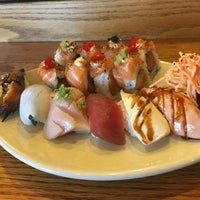 Photo taken at Mizu Sushi & Grill by Mike T. on 6/20/2016