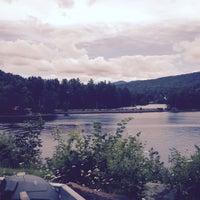 Photo taken at Long Lake by Derek R S. on 8/8/2015