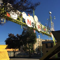 Photo taken at NoHo Sign by Danielle L. on 11/30/2016