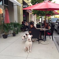 Photo taken at Bottega Wine Bar by Dica A. on 5/16/2014