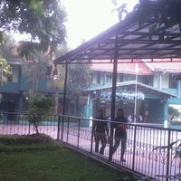 Photo taken at SMA Negeri 16 Bandung by Tirta S. on 4/22/2013