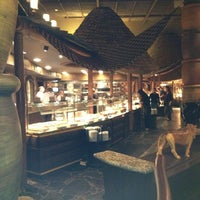 Photo taken at Boma Flavors of Africa by Michael C. on 11/17/2012