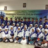 Photo taken at Islamic Center Bekasi by Novilita R. on 9/1/2015