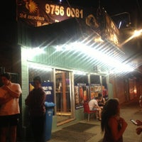 Photo taken at 24 Hours Kebab by Dawn E. on 4/7/2013