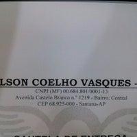 Photo taken at Nelson Vasques - Escritório de Contabilidade by Jessica V. on 8/1/2013