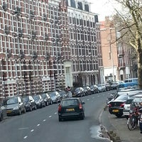 Photo taken at NH Amsterdam Centre by Pınar K. on 4/14/2013