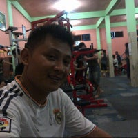 Photo taken at Phoenix GYM by ardi a. on 3/24/2014