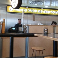 Photo taken at Which Wich? Superior Sandwiches by Rick Y. on 8/11/2016