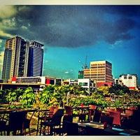 Photo taken at Bonifacio High Street by Kurt U. on 9/13/2013