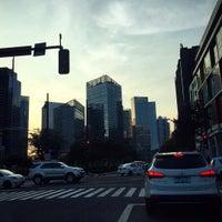 Photo taken at Honda Cars Global City by Kurt U. on 2/25/2016