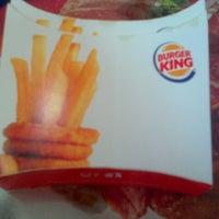 Photo taken at Burger King by Rafael C. on 6/27/2013