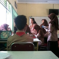 Photo taken at SMAN 2 Pare by Maqrifa W. on 5/10/2013