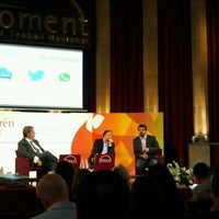 Photo taken at Foment del Treball - Forum Marketing by Carlos P. on 6/18/2013