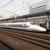 Photo taken at JR 姫路駅 11番ホーム by Jeff W. on 5/11/2013