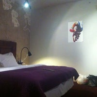Photo taken at Story Hotel by Kaveh A. on 11/24/2012
