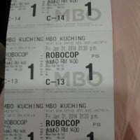 Photo taken at MBO Cinemas by Syaza S. on 1/31/2014