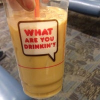 Photo taken at Dunkin Donuts by Christine H. on 10/31/2012