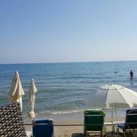 Photo taken at Iakinthos Resort by ANTONIO Z. on 7/24/2016