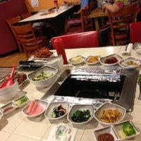 Photo taken at Korean Spring BBQ by Kristoffer F. on 9/18/2013