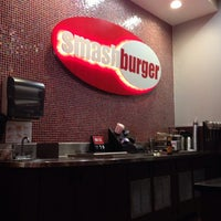 Photo taken at Smashburger by Jermal W. on 11/17/2013