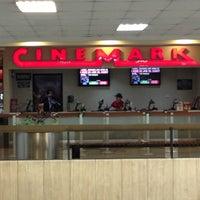 Photo taken at Cinemark by Juan D. Rodriguez B. on 4/17/2013