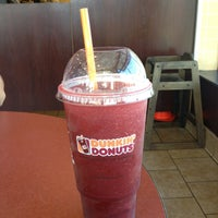 Photo taken at Dunkin' Donuts by Christine on 8/16/2013