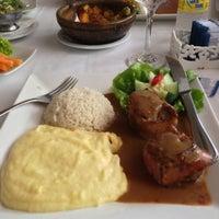 Photo taken at Restaurante Marrua by Waldemir P. on 1/24/2013