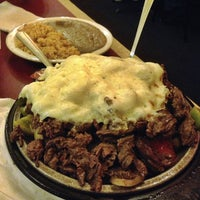 Photo taken at Mexican Town Restaurant by Chow Down Detroit on 5/12/2013