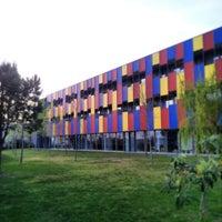 Photo taken at Centre Esplai by Rafaela F. on 4/8/2013