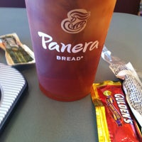 Photo taken at Panera Bread by Robert A. on 5/18/2013
