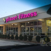 Photo taken at Planet Fitness by Brook G. on 1/29/2014
