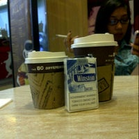 Photo taken at Bo's Coffee by bam d. on 11/25/2012