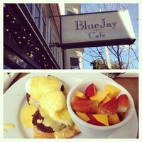 Photo taken at Blue Jay Cafe by Logan M. on 3/11/2013