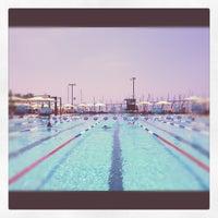 Photo taken at Gordon Swimming Pool by Liza A. on 9/28/2012