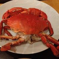 Photo taken at Ministry Of Crab by Sabrina on 12/18/2012