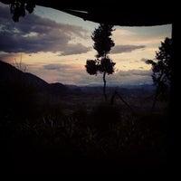 Photo taken at El Mirador De Ordiales by Miquel C. on 12/27/2013