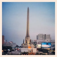 Photo taken at สนามเป้า by Kittisak L. on 5/27/2013