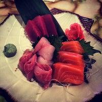 Photo taken at Aki Sushi West by William B. on 1/22/2014