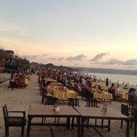 Photo taken at Jimbaran Bay Seafood by sarah    aïs™ on 2/5/2013