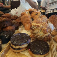 Photo taken at Mazzola Bakery by WillMcD on 5/3/2015