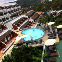 Photo taken at Best Western Phuket Ocean Resort by Оля💘 З. on 5/2/2012
