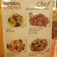 Photo taken at Imperial Kitchen & Dimsum by Arumsari M. on 6/20/2013