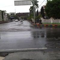 Photo taken at Alun - Alun Pati by Muhammad M. on 1/30/2014