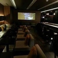 Photo taken at Media Grill + Bar by Kurt von Schleicher w. on 10/20/2012