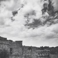 Photo taken at Golconda Fort by Caleb K. on 7/26/2013