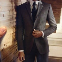 Photo taken at Men's Wearhouse by Gilbert C. on 3/4/2014