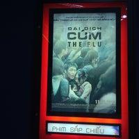 Photo taken at CGV Cinemas Vinh Trung Plaza by Jonathan B. on 10/6/2013