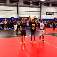 Photo taken at The Edge Sports Complex by TPC_BJJ_MMA on 11/9/2013