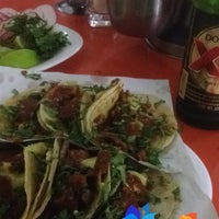 Photo taken at Taquería Los Parados by Victor V. G. on 11/30/2015