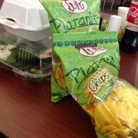Photo taken at Hartford Hospital Cafeteria by Nereida V. on 4/30/2013
